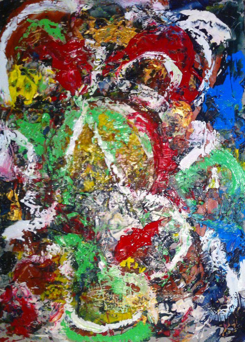 Astrattismo,Colori,Italia,Italiano,Materico,Michele Sollazzo,tecnica mista su cartone,Pittore,Pittura Astratta,Pittura Materica,Quadro