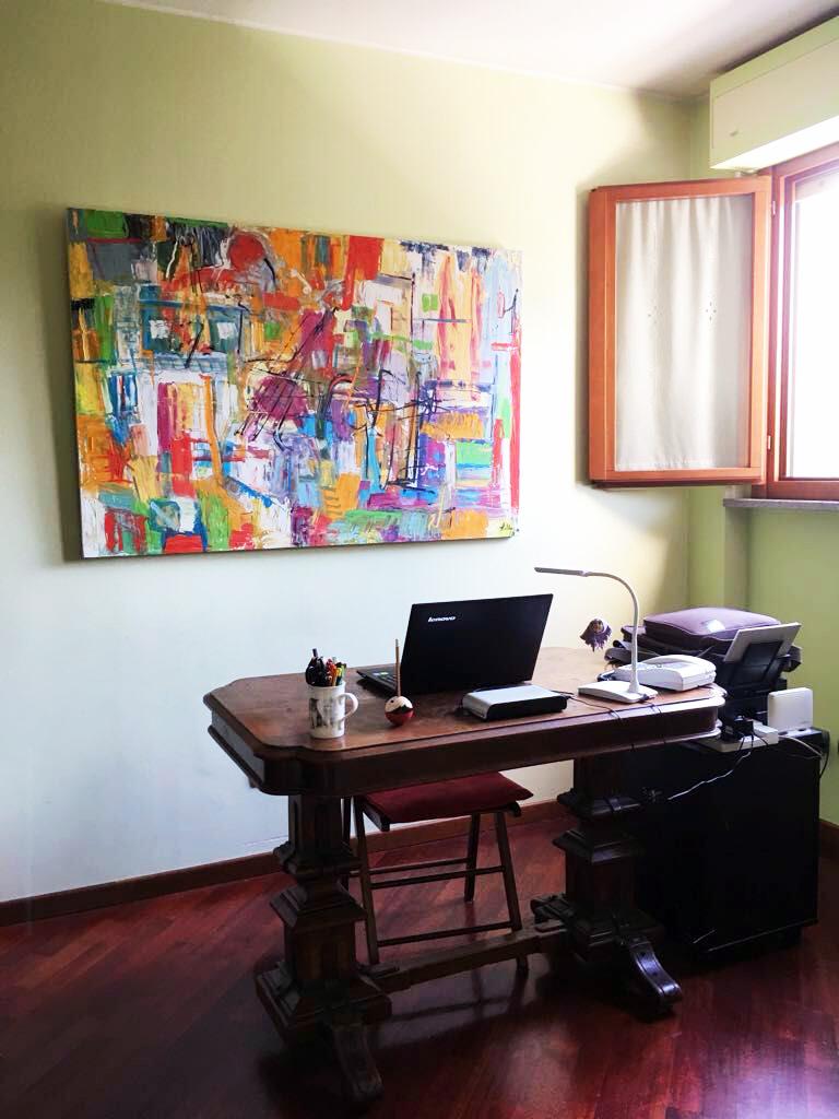 Nello studio